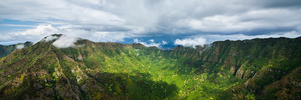 Waianae Mountain Range 2