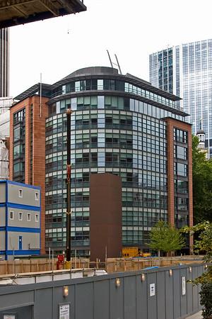2007-08-30 London, Hiscox and Square Mile Area