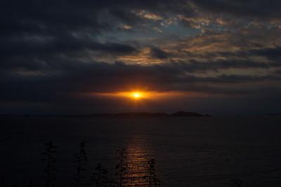 2007-08-08 Fort George, Sunrise