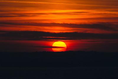 2008-09-21 Bec du Nez Sunrise