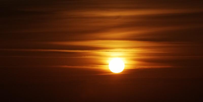 2009-08-09 Daybreak from Divette