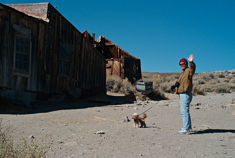 """Jan and Padraig explore Bodie. """"Goodbye God, I'm going to Bodie!"""""""