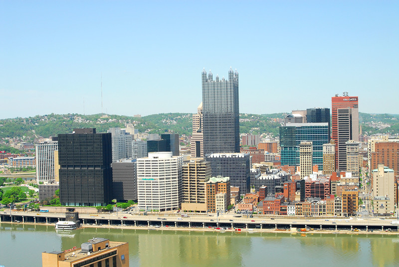 """Duntun"" (Downtown) Pittsburgh"