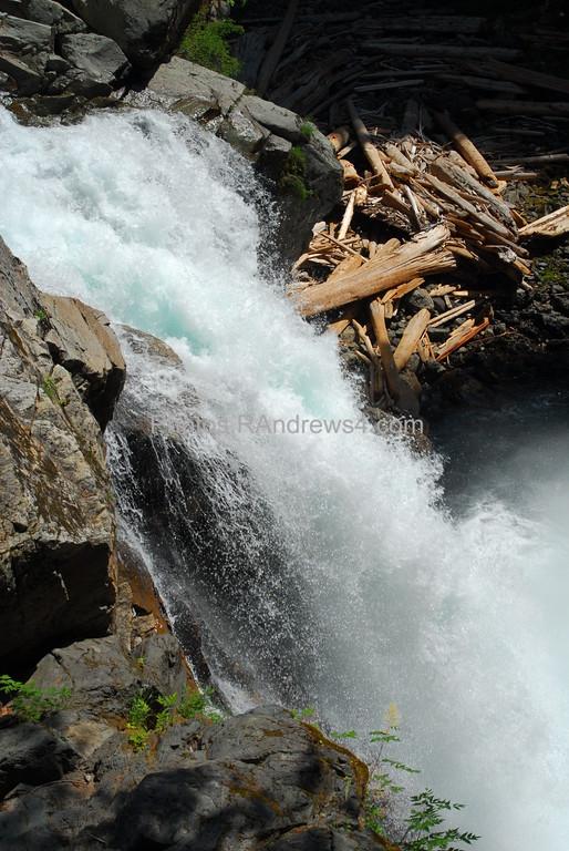 Silver Falls, Mt. Rainier National Park