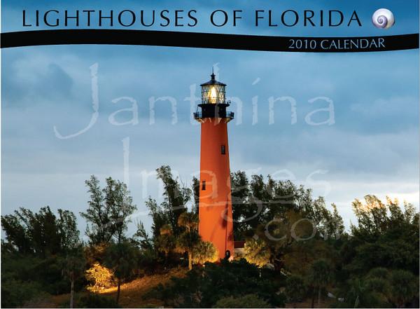 2010 Calendar Cover.....Jupiter Light very early morning