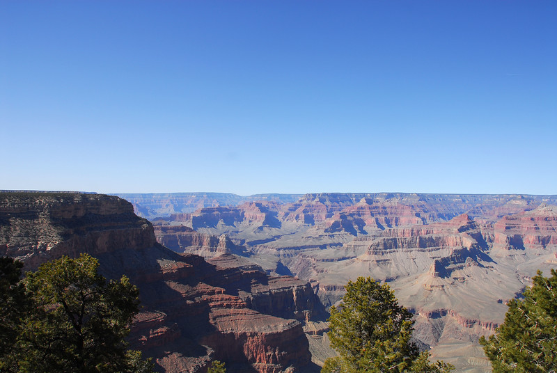 Grand Canyon from Hermit's Rest