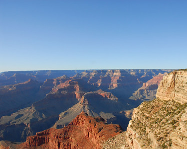 Grand Canyon near Mohave Point