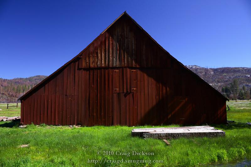Meyer Barn, Foresta