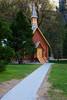 The Yosemite Chapel