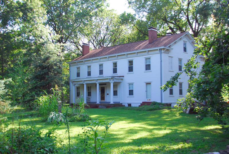 20100717 Mansion built by Frederick Markle in 1848