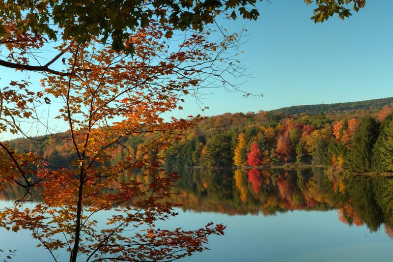 Hill Creek Lake