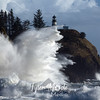 Winter Storm, Cape Disappointment, WA
