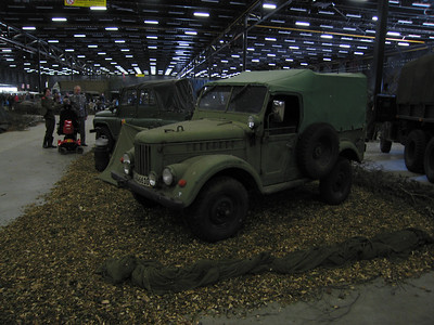 Military Event, TT hall Assen