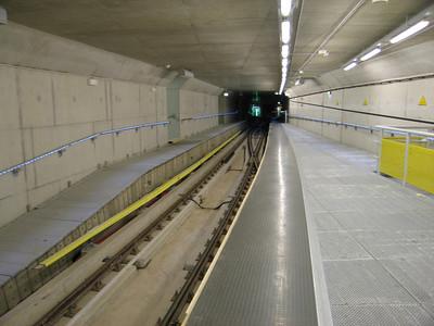 Randstadrail treintunnel