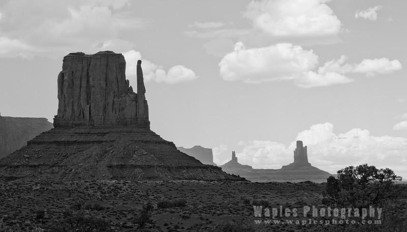 Mitten, Monument Valley