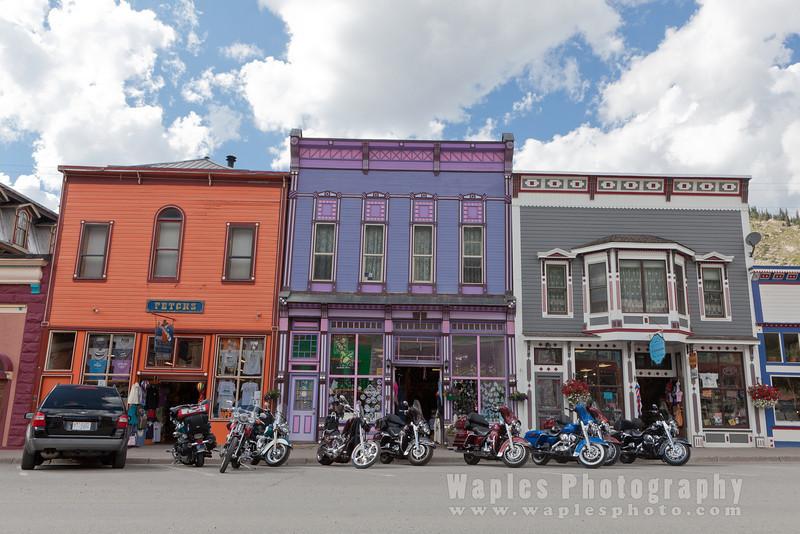 Dowtown Silverton, Colorado