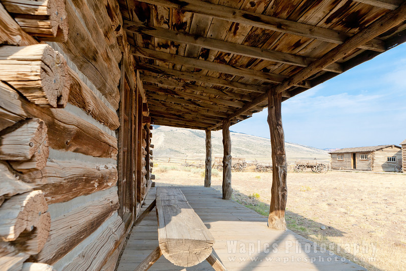 Old Trail Town Museum, Cody, Wyoming