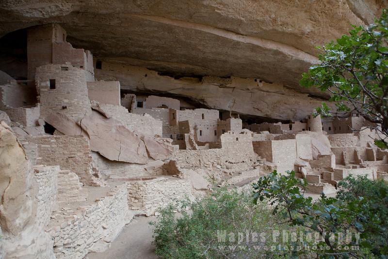 Anasazi Ruins, Mesa Verde National Park