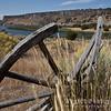 Wagon Wheel, Massacre Rocks State Park, Snake River, Idaho
