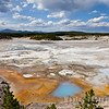 Along Monument Geyser Basin