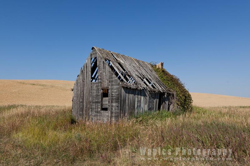 Derelict Barn, South Idaho
