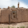 Adobe Ruins, Abiquiu, New Mexico