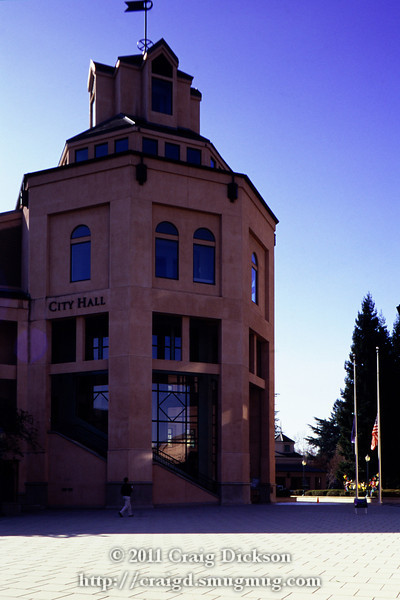 City Hall, Mountain View, California