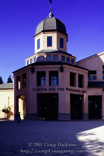 Center for the Performing Arts, Mountain View, California