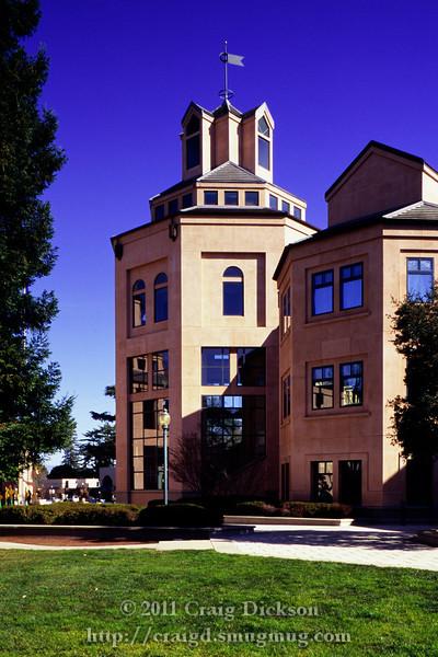 City Hall, Mountain View, California