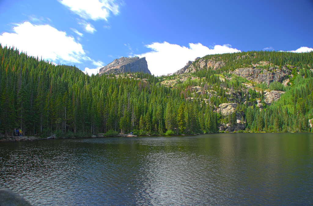 Bear Lake in RMNP.