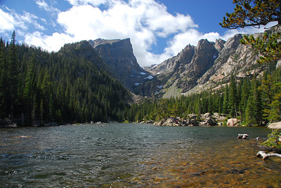 Dream Lake in RMNP