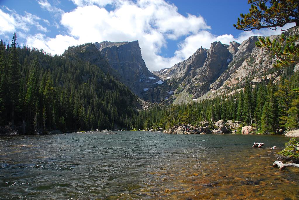 Dream Lake in RMNP