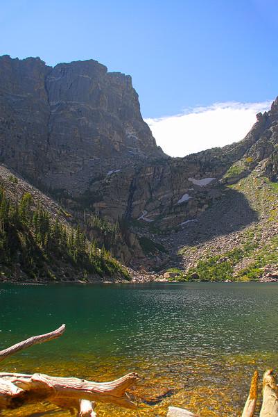 Emerald Lake in RMNP.