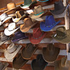 Hats are the theme in Jackson Hole
