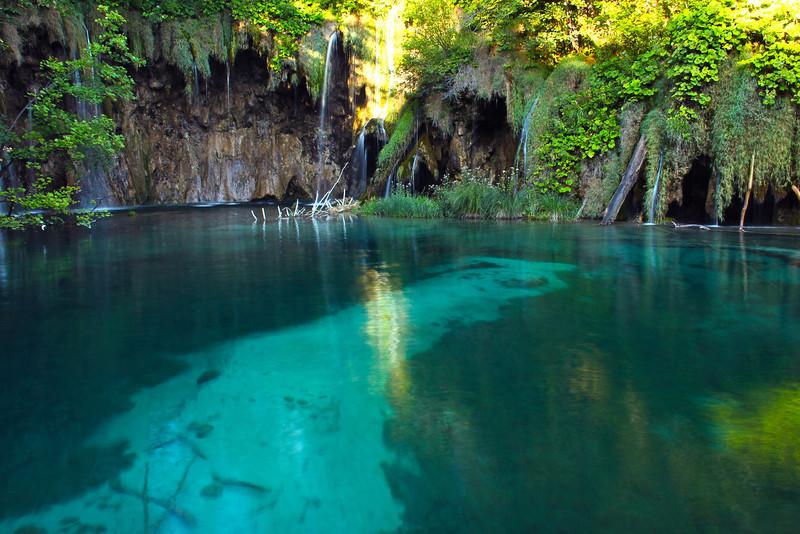 Turquoise lake, Plitvice