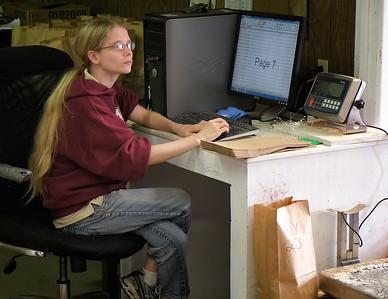 The Potato Breeding Program at Texas A&M: the Data Recorder, 2014.