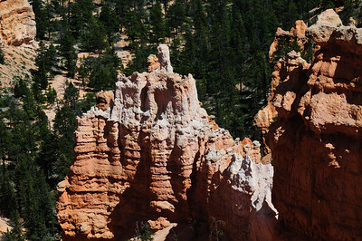 Hoodoos in Bryce Canyon National Park