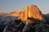 Half Dome Last Light