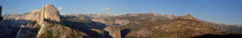Yosemite Panorama 2