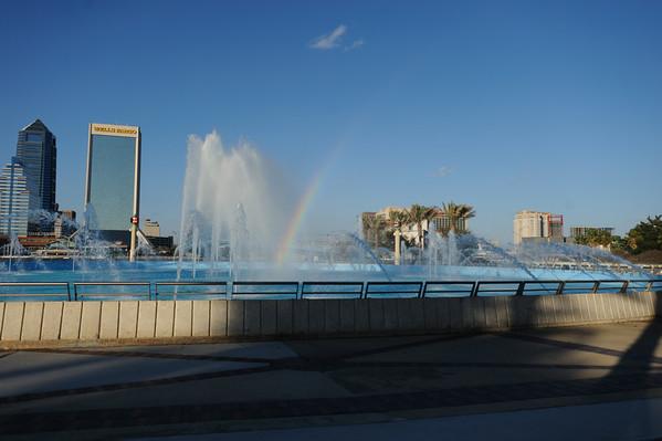Friendship Fountain Jacksonville