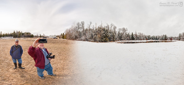 Blog post and virtual tour: http://www.aaronpriestphoto.com/2013/04/spring-or-winter/