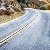 Big Curve in Road