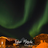 12  December, Aurora in Coldfoot Alaska