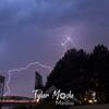 7  July, Lightning Over I-5 Bridge