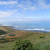 """Heading down the """"Lost Coast"""" from Ferndale via Mattole Rd"""
