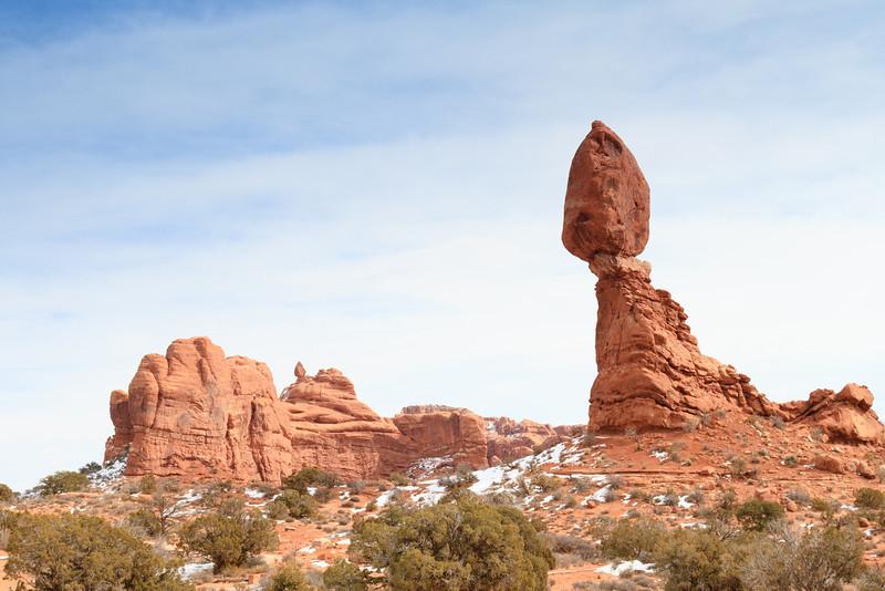 Balanced Rock. Arches National Park Moab, UT