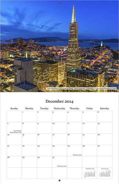 Dec Cal 2014