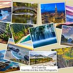 Calendar Collage 2014 Layout