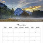 Feb Calendar 2014