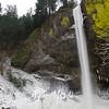 2. Latourel Falls in Winter